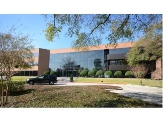 building at 16701 Greenspoint Park Drive