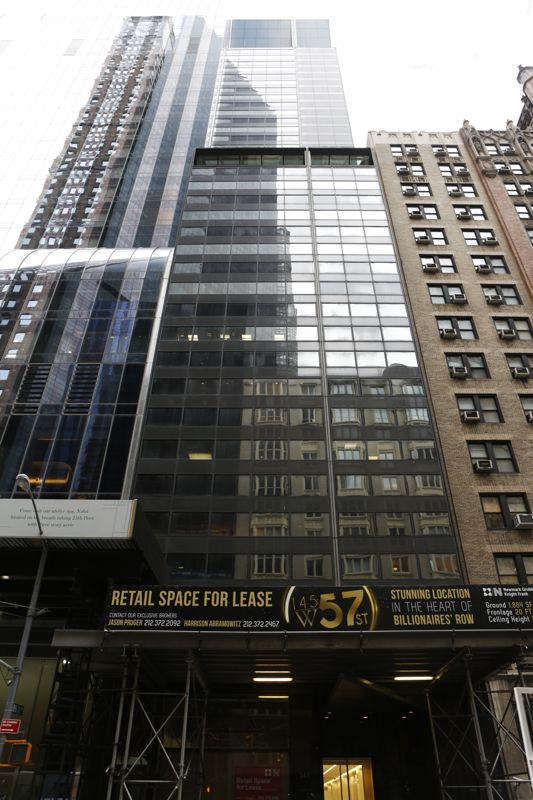 building at 145 West 57th Street