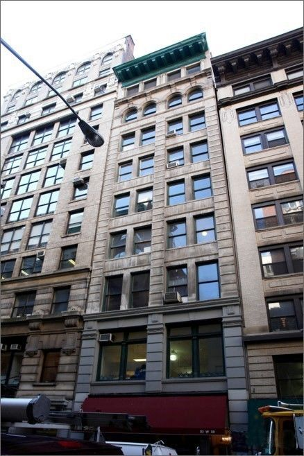 building at 10 West 18th Street