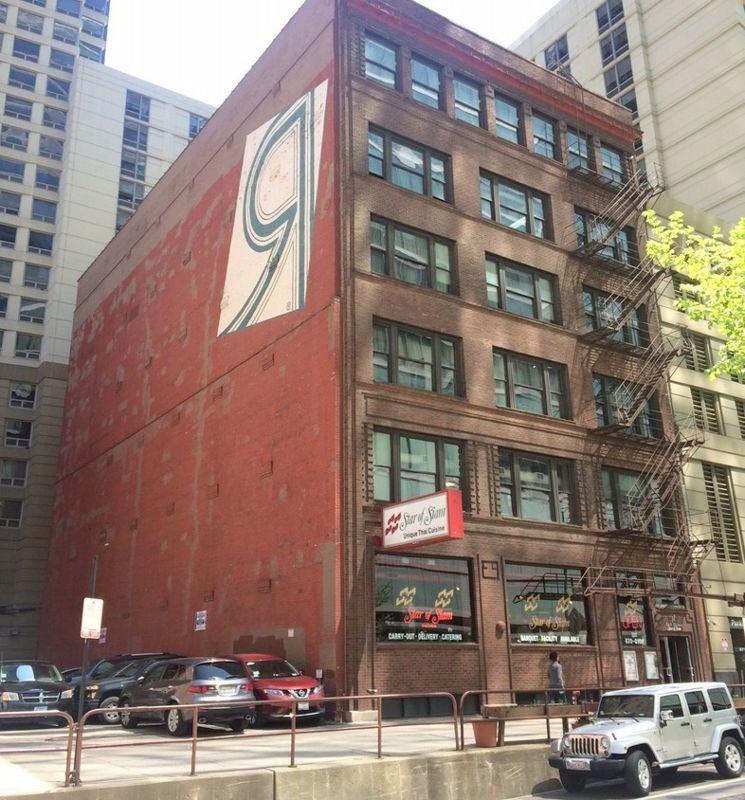 building at 11 East Illinois Street