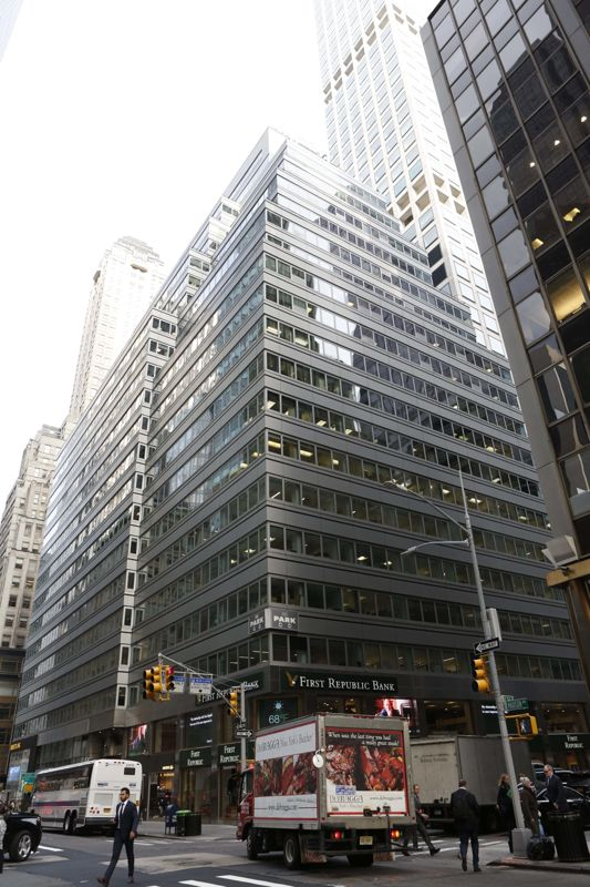 building at 575 Madison Avenue
