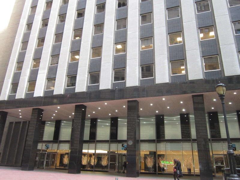 building at 59 Maiden Lane