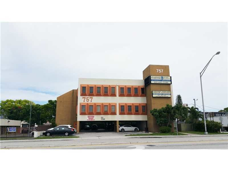 building at 757 Northwest 27th Avenue