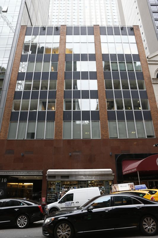 building at 110 West 57th Street