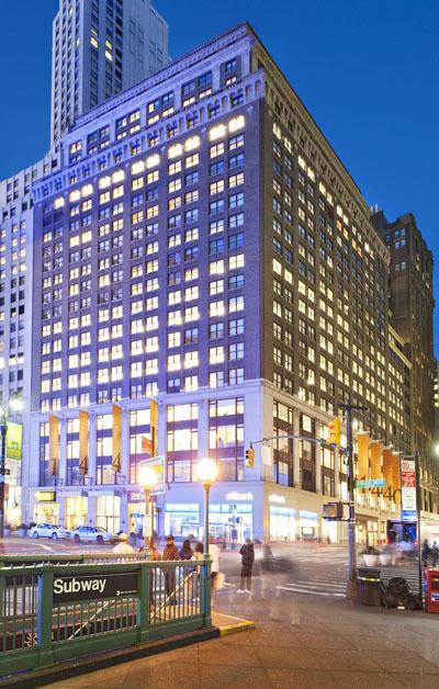 building at 1440 Broadway