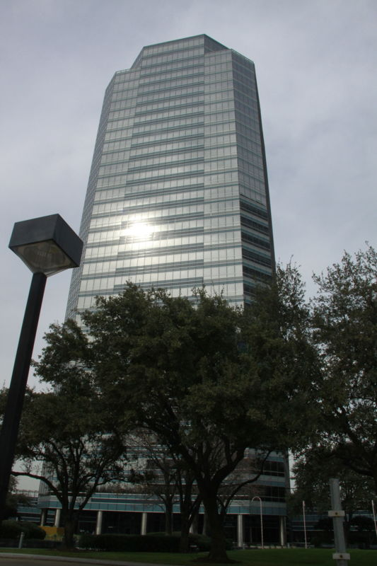 building at 1400 Post Oak Boulevard