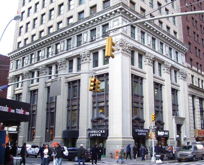 building at 291 Broadway