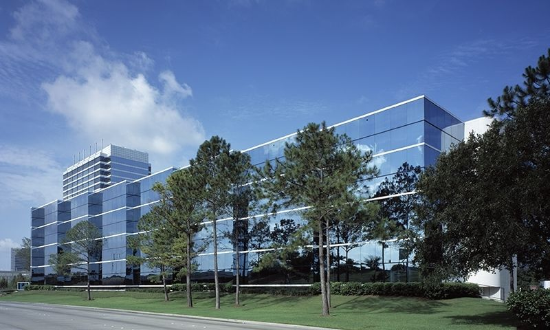 building at 1300 West Sam Houston Parkway South