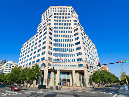 building at 525 North Tryon Street