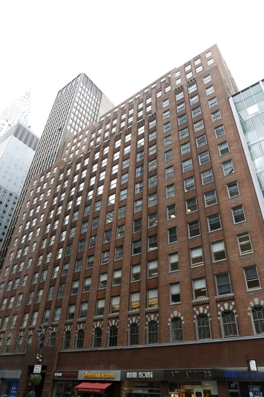 building at 205 East 42nd Street