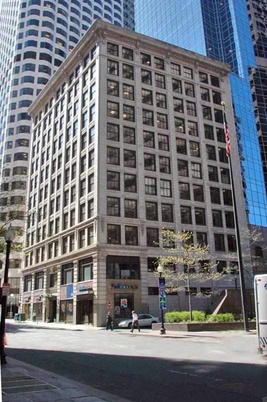 building at 211 Congress Street