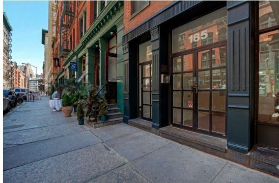 building at 185 Franklin Street