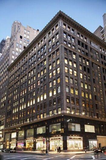 building at 1372 Broadway