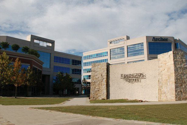 building at 10603 West Sam Houston Parkway North