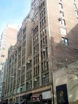 building at 224 West 29th Street