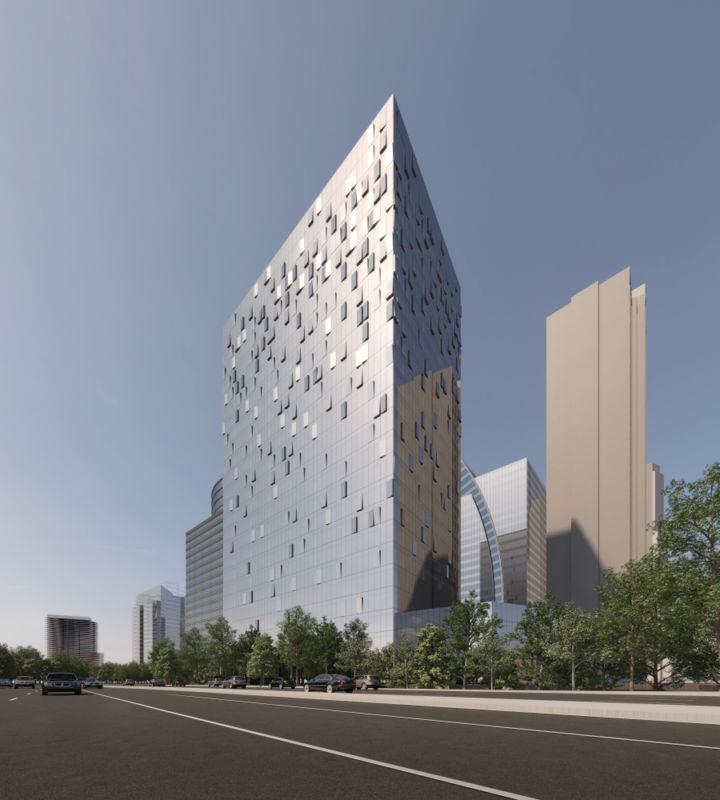 building at 3550 Lenox Road Northeast