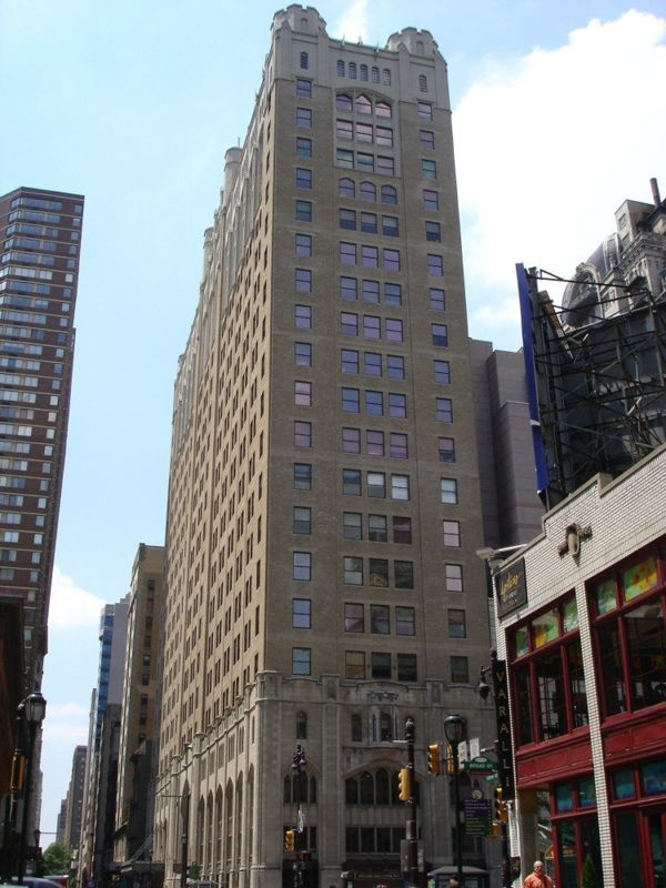 building at 230 South Broad Street