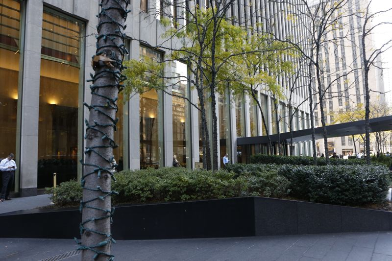 building at 1251 Avenue of the Americas