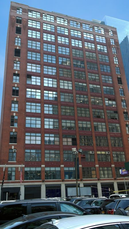 building at 311 West 43rd Street