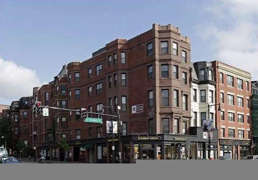 building at 434 Massachusetts Avenue
