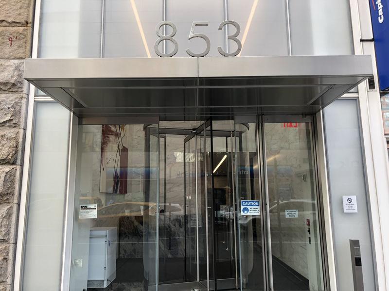 building at 853 Broadway