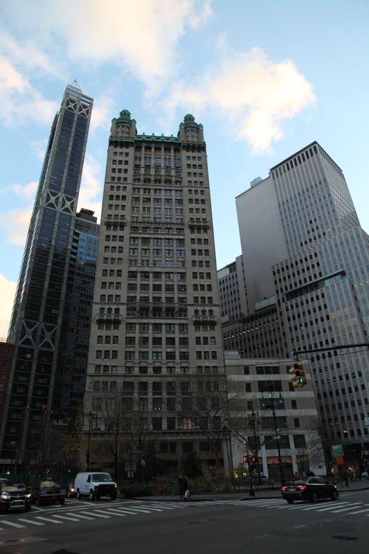 building at 15 Park Row