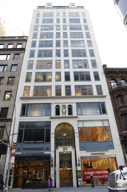 building at 37 West 57th Street