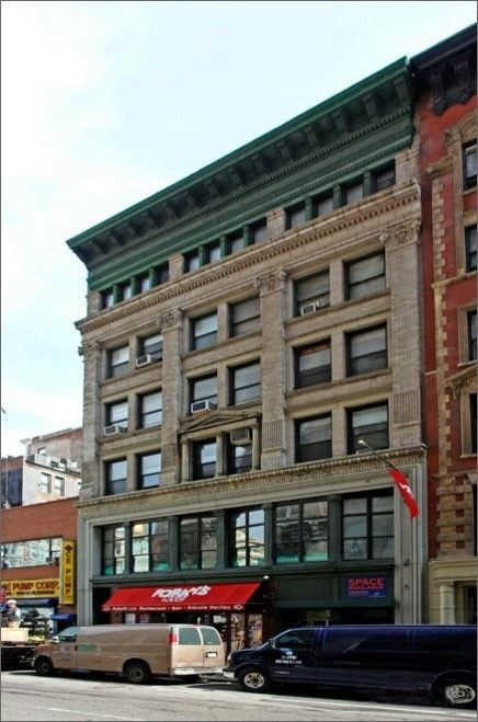 building at 53 West 21st Street