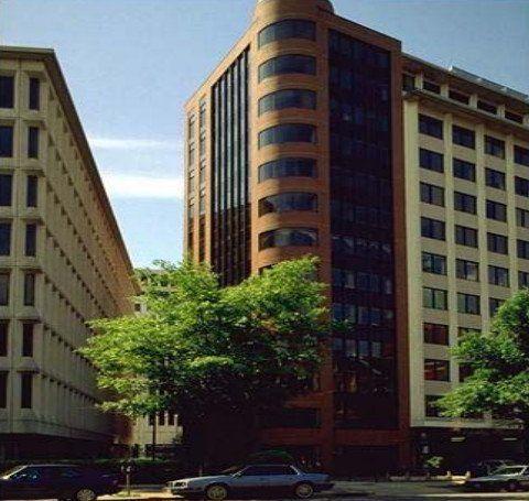 building at 1710 Rhode Island Avenue Northwest