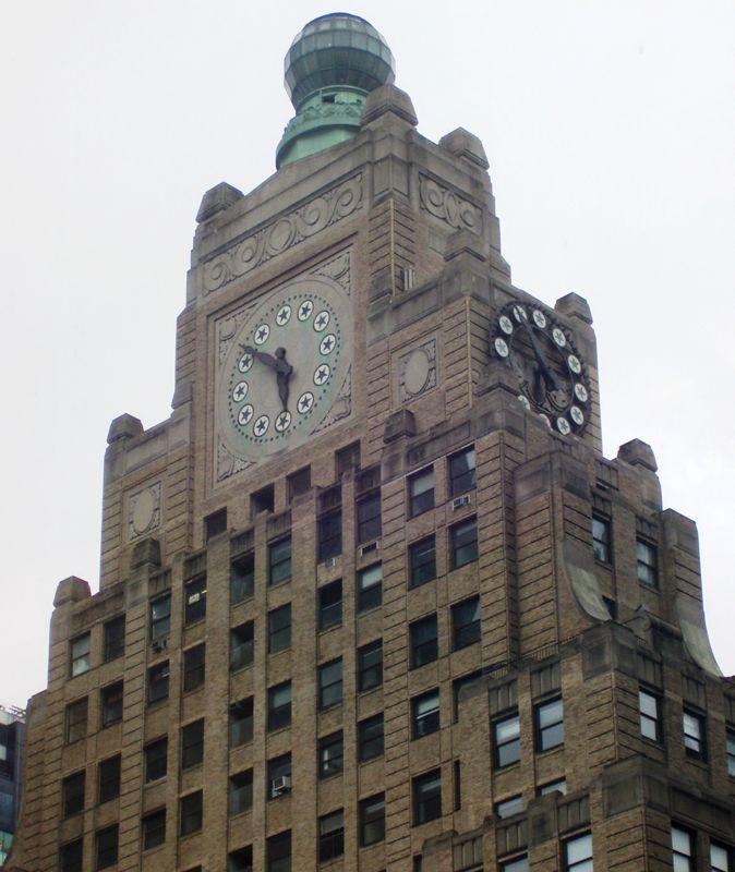 building at 1501 Broadway