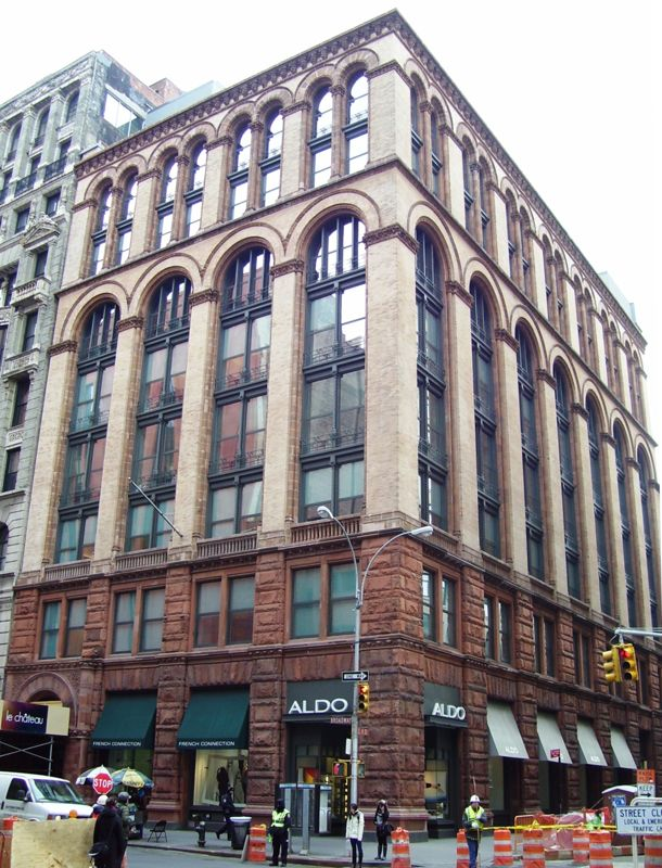 building at 700 Broadway