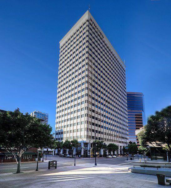 building at 525 B Street