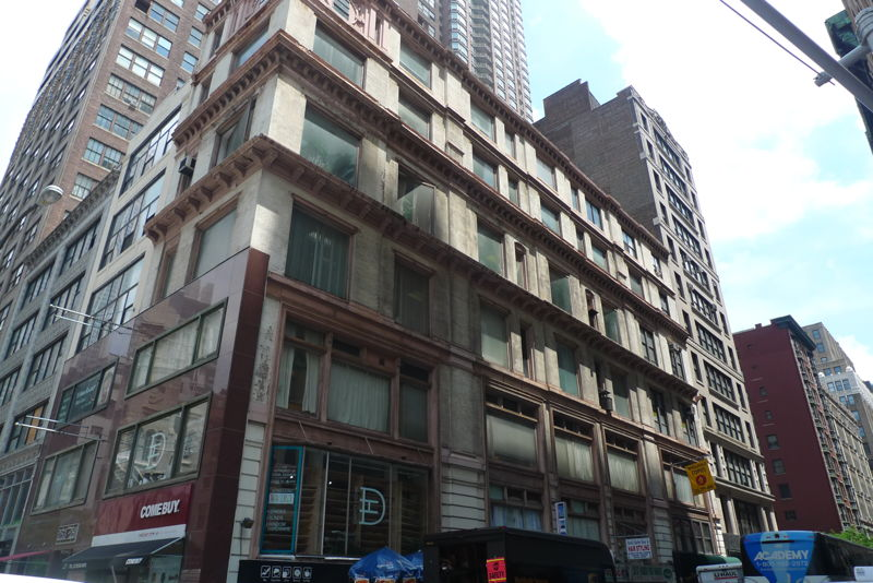 building at 1 East 28th Street