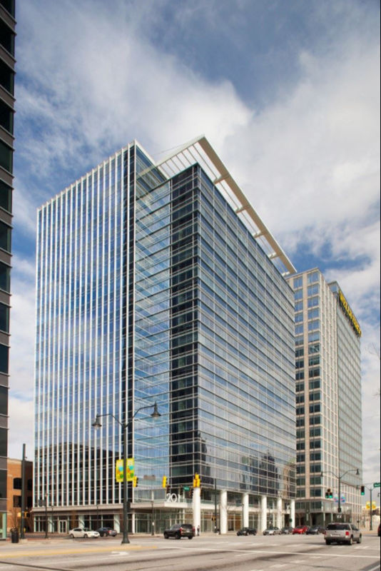 building at 201 17th Street Northwest