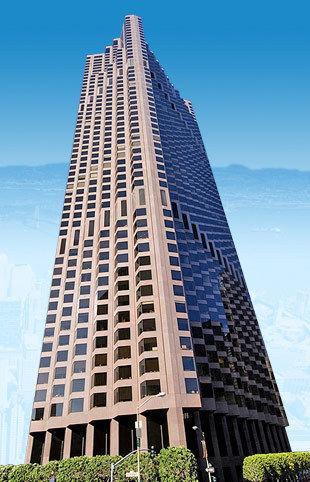 building at 555 California Street