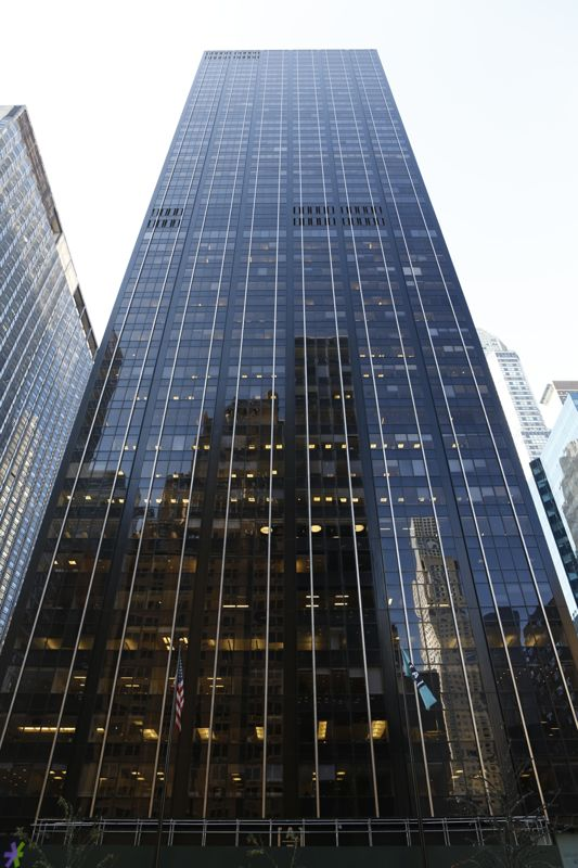 building at 1345 Avenue of the Americas
