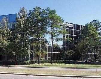 building at 5900 Memorial Drive