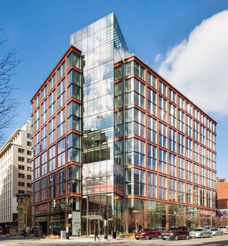 building at 1200 17th Street Northwest