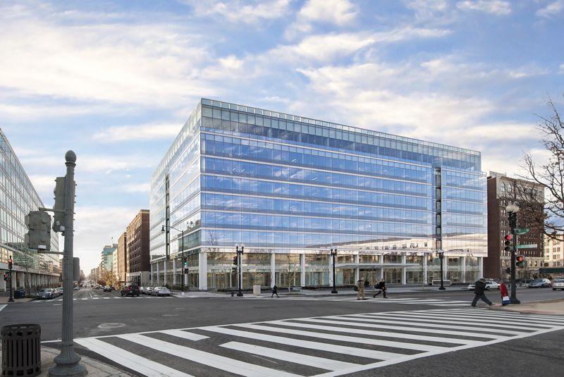 building at 500 North Capitol Street Northwest
