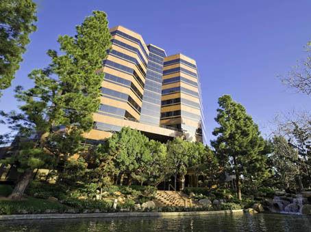 building at 4370 La Jolla Village Drive