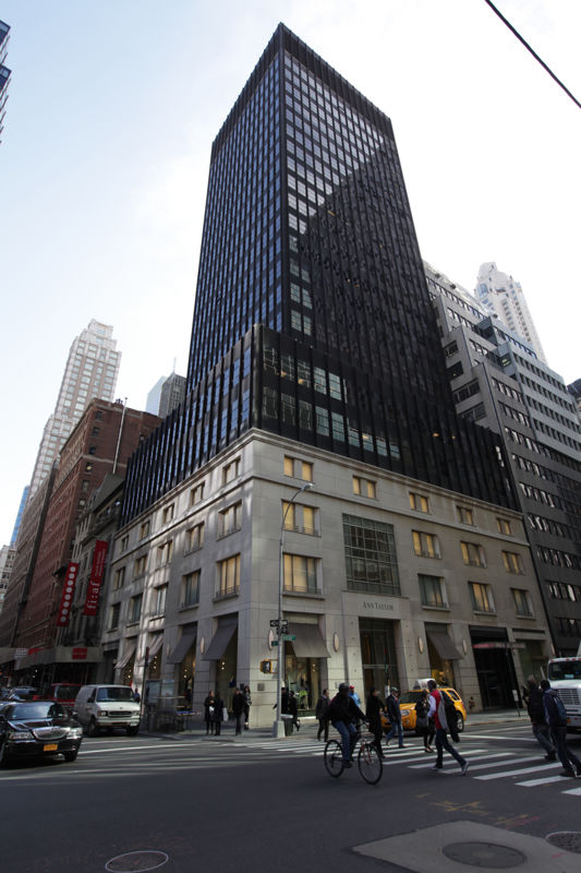 building at 645 Madison Avenue