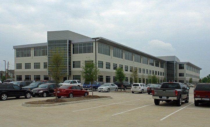 building at 4650 Westway Park Boulevard