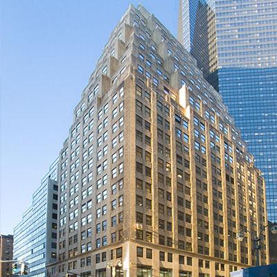 building at 370 Lexington Avenue