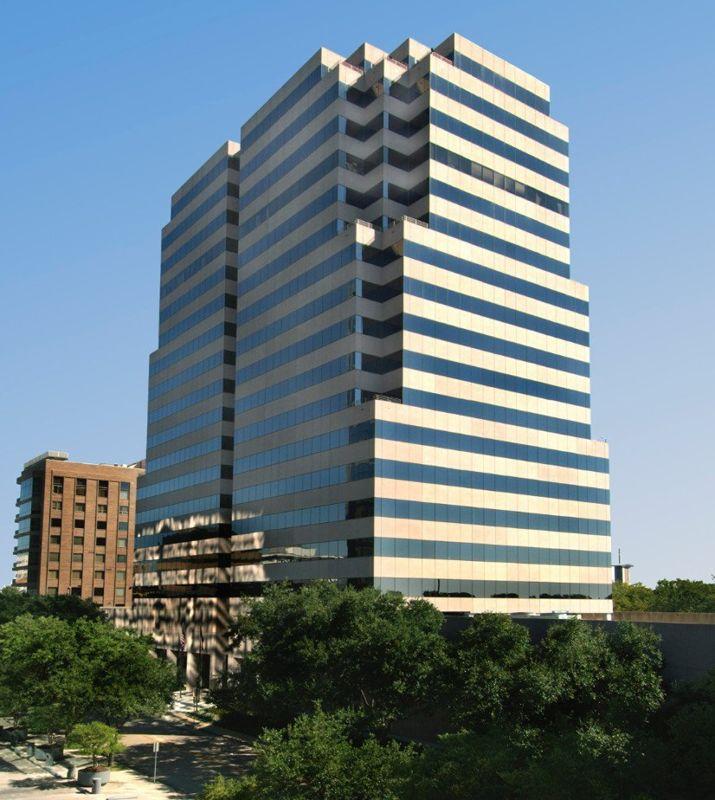 building at 5956 Sherry Lane