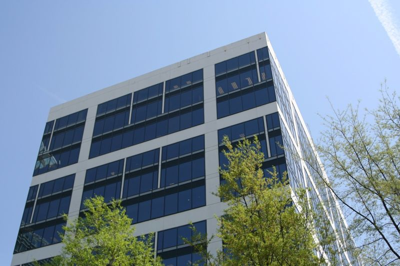 building at 3445 Peachtree Road
