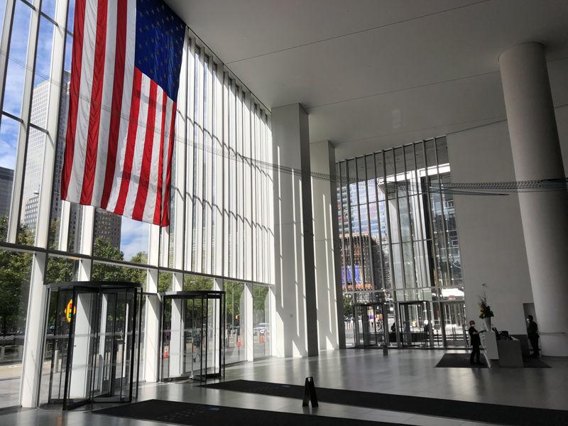 building at 4 World Trade Center