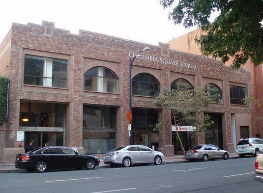 building at 1133 Columbia Street
