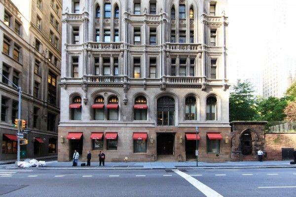 building at 111 Broadway