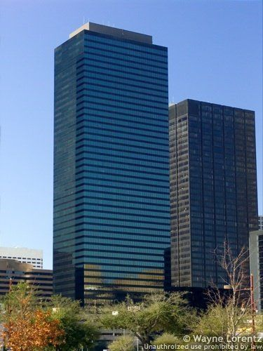 building at 1221 Mckinney Street
