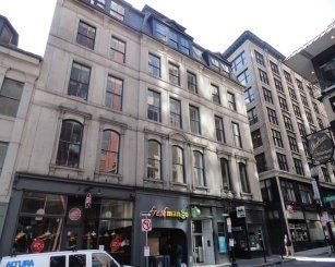 building at 36 Bromfield Street